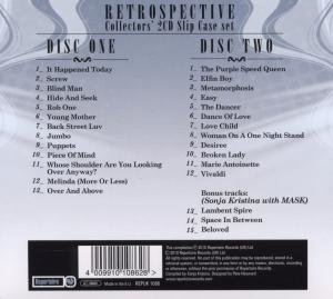 Retrospective: (Anthology 1970-2009)