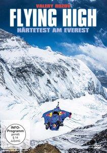 Flying High-Härtetest am Everest