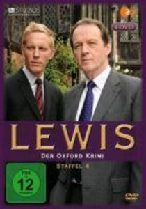 Lewis - Der Oxford Krimi. Staffel 4