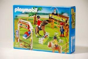 PLAYMOBIL® 4185 - Pferdewelt: Springplatz