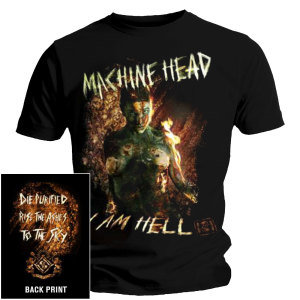 I Am Hell-Size M