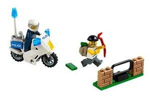 LEGO® City 60041 - Polizei-Motorrad-Jagd