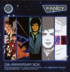 25th anniversary box