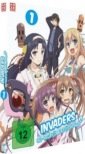 Invaders of the Rokujyoma - DVD 1
