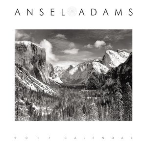 Ansel Adams 2017 Wall Calendar