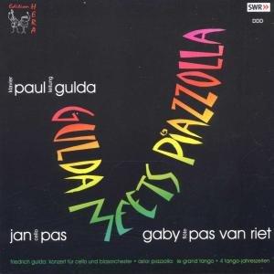 Gulda Meets Piazzolla