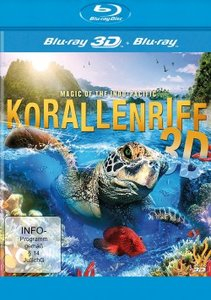 Korallenriff-Magie des Indopazifiks-Blu-ray Disc