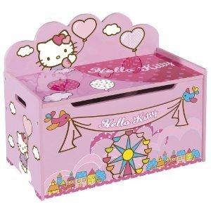 Eichhorn 100003134 - Hello Kitty: Truhe mit Deckel