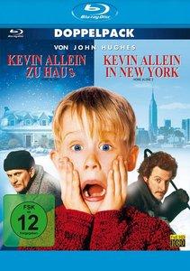 Hughes, J: Kevin - Allein zu Haus & Kevin - Allein in New Yo