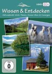 Nationalparks Hohe Tauern,Donau Auen & Camargue