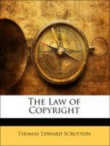 The Law of Copyright