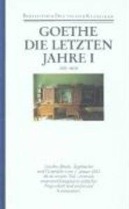 Goethe, J: Saemtl. Werke 37