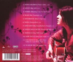 Acoustic-The Best Of Souad Massi