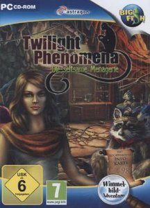 Twilight Phenomena: Die seltsame Menagerie (Wimmelbild)