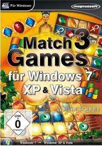Match 3 Compilation für Windws 7, XP und Vista