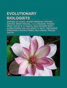 Evolutionary biologists