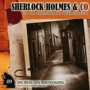 Sherlock Holmes und Co. 09. Die Hexe von Whitchapel