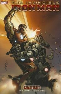 Invincible Iron Man 09. Demon
