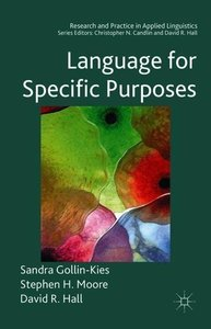 Language for Specific Purposes