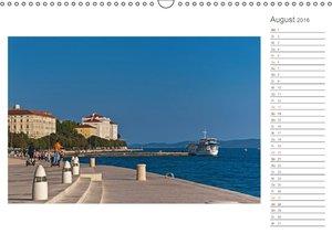 Kroatien / CH-Version / Geburtstagsplaner (Wandkalender 2016 DIN