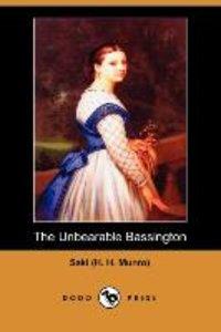 The Unbearable Bassington (Dodo Press)