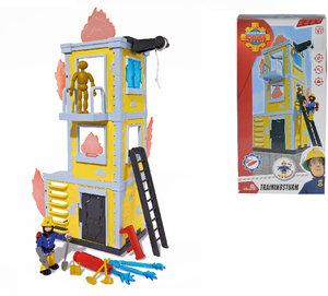 Simba Feuerwehrmann Sam Sam Großer Trainings-Turm mit Figur