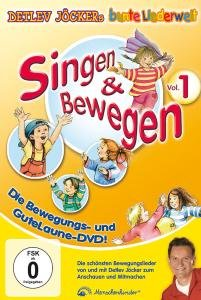 Singen & Bewegen. DVD-Video