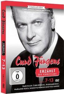 "Curd Jürgens erzählt ""Die Kurzfilme"" (Folge 7-13)"