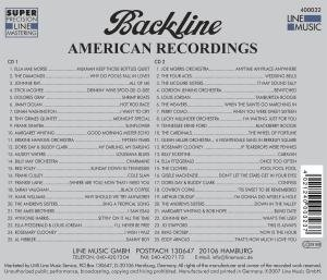 Backline Vol.32