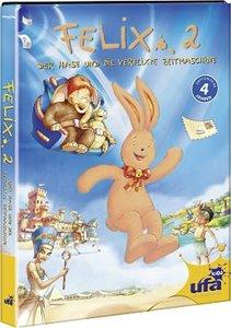 Felix 2-Der Hase u.d.verfl Zeitmasch+O-Card