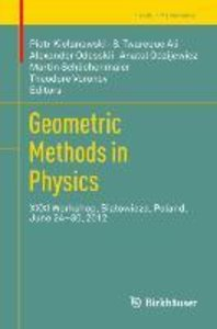 Geometric Methods in Physics
