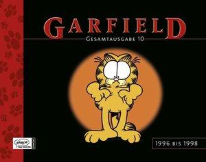 Garfield Gesamtausgabe 10