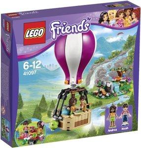 LEGO 41097 - Friends: Heatlake Heißluftballon