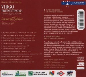 Virgo Prudentissima