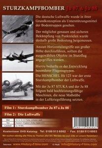 Sturzkampfbomber Ju87 & Ju88