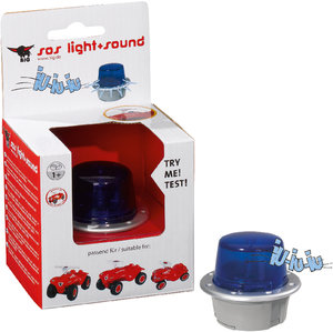 BIG 56475 - SOS Light & Sound for New Bobby-Car