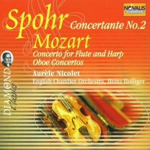 Concertante 2/Concerto For Flute And Harp