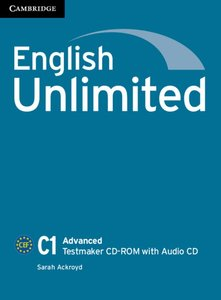 English Unlimited C1 - Advanced. Testmaker CD-ROM + Audio-CD