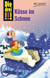 Die drei !!! - Küsse im Schnee (Ausrufezeichen)