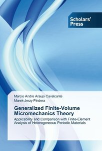Generalized Finite-Volume Micromechanics Theory