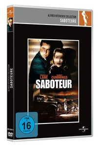 Hitchcock Collection-Saboteure