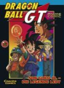 Dragon Ball GT 01. Son-Goku Jr