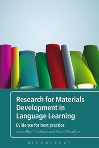 Research for Materials Development in Language Learning: Evidenc