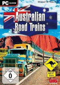 Australien Road Trains - Die Simulation