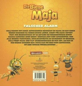 Die Biene Maja Geschichtenbuch 02. Falscher Alarm