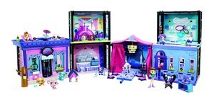 Hasbro A7322EU4 - Littlest Pet Shop Style Set