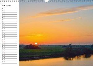 Schleswig-Holstein Stadt - Land - Meer (Wandkalender 2017 DIN A3