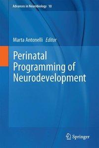 Perinatal Programming of Neurodevelopment