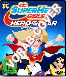 DC Super Hero Girls - Heldin des Jahres