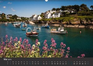 Schwager, M: Bretagne - Land am Meer (Wandkalender 2015 DIN